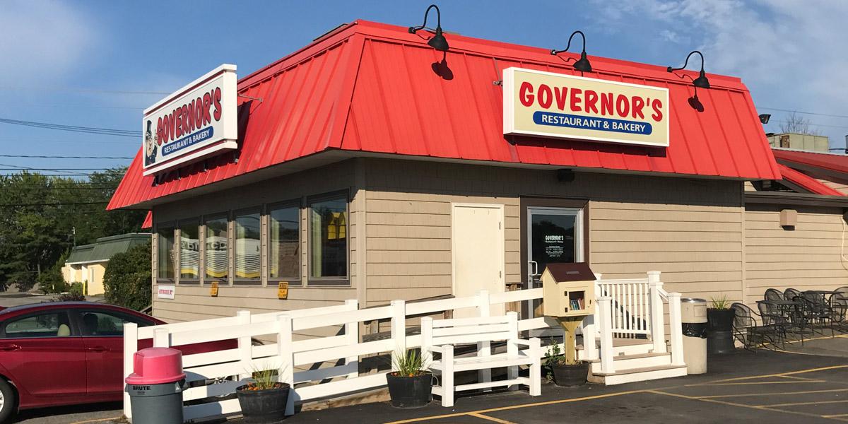 At Bangor Governor S Restaurant Bakery